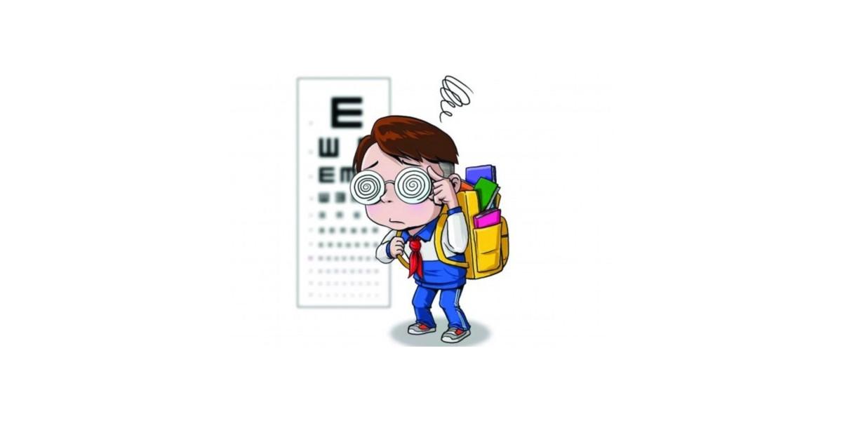 共同呵护孩子的眼睛