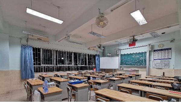 呵护学生的视力,教室照明要选led护眼教室灯具