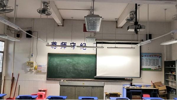 近视防控重大动作,教室灯具必须无频闪、无蓝光危害...