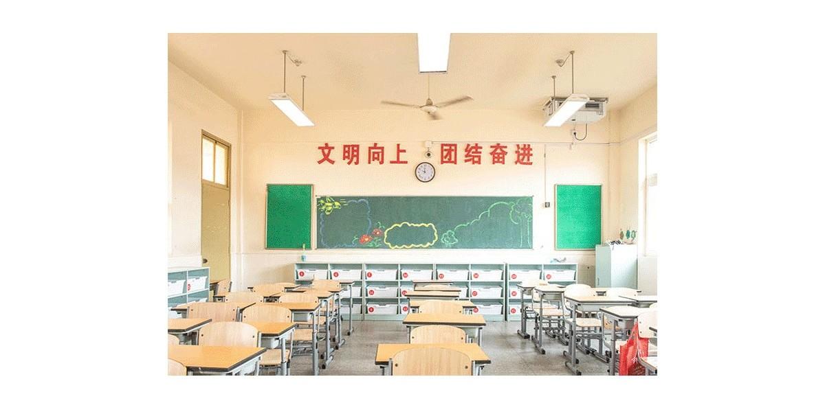 教室照明卫生标准要达100%,那就选华辉照明准没错~