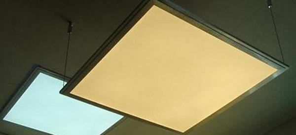 传统面板灯