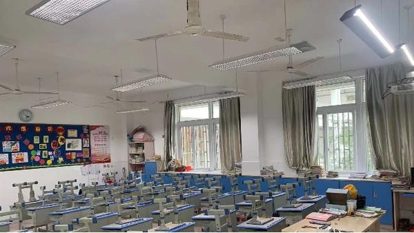 近视防控这场攻坚战,教室照明不可忽视