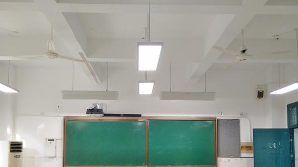 智多多照明护眼教室灯,为您的眼睛保驾护航