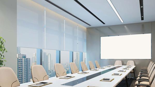 办公室灯具能否根据室内亮度自动调节?智多多为你解答