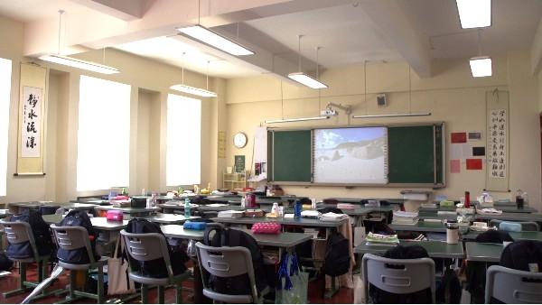 教室优质照明光环境对学生视力健康,起到了什么作用?
