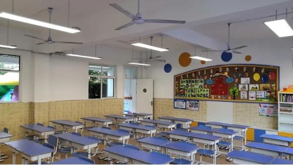 教室照明到底如何改造更健康?华辉教育照明来揭晓