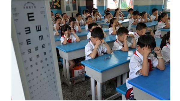 为你揭晓教室优质照明光环境是什么样的?