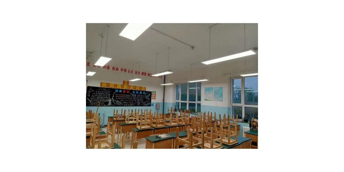 案例|健康护眼,点亮校园—乌鲁木齐市第三十四中学