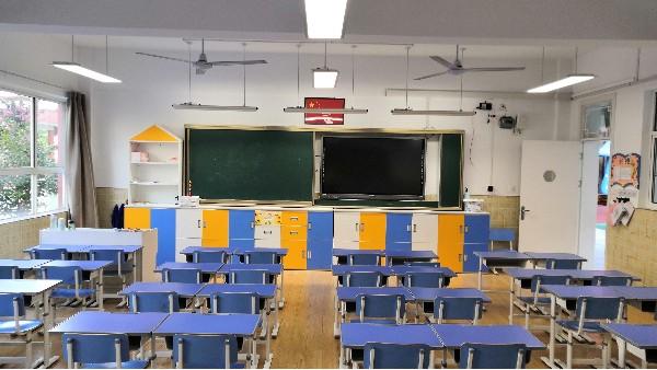 双11来了!买买买也别忘了教室照明对视力的影响