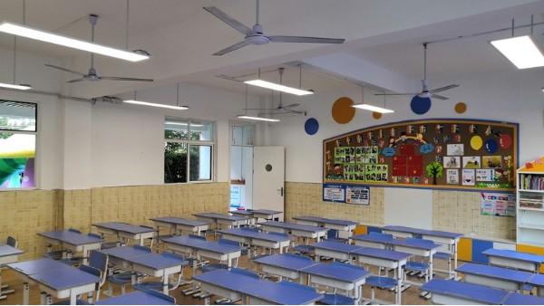 没有规矩不成方圆,教室照明设计也要符合国家标准规定
