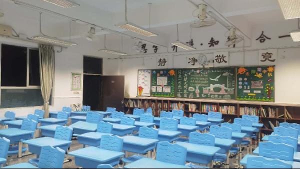 论符合国家标准的教室照明对保护视力有多重要?