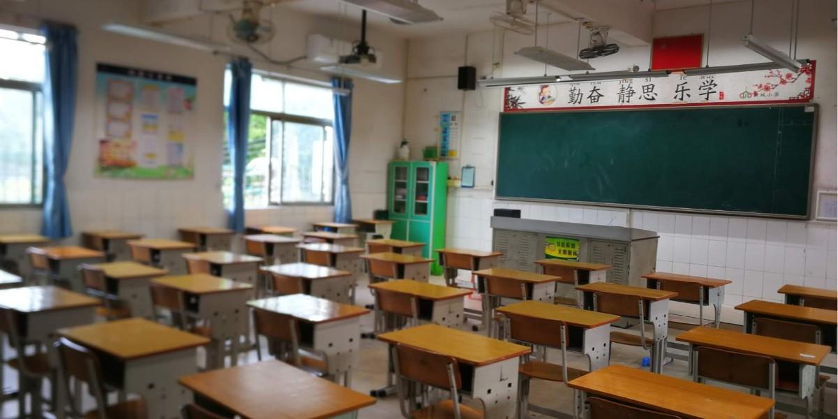【案例】点亮学生光明未来——顺德勒流新城小学教室照明改造