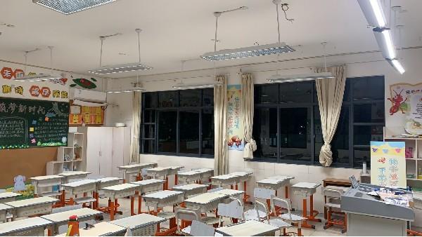 学生近视率居高不下,教室照明该如何做到近视防控?