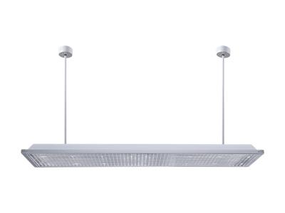 LED护眼教室灯(36W直发光圆角款)